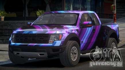 Ford F150 SP-U S3 для GTA 4