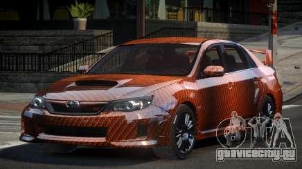 Subaru Impreza US S3 для GTA 4