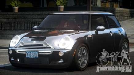 Mini Cooper S GS V1.0 для GTA 4