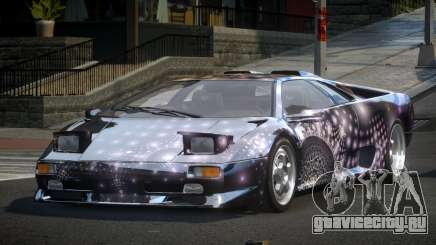 Lamborghini Diablo SP-U S6 для GTA 4