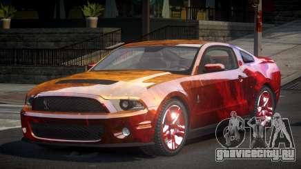 Shelby GT500 SP-U S6 для GTA 4