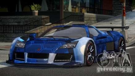 Gumpert Apollo BS-S S4 для GTA 4