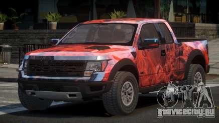Ford F150 SP-U S4 для GTA 4