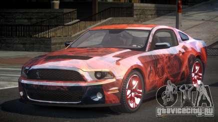 Shelby GT500 SP-U S9 для GTA 4