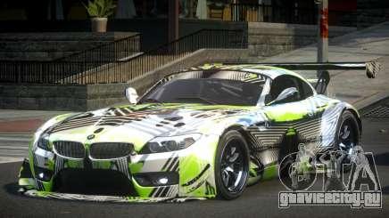 BMW Z4 GT3 US S2 для GTA 4