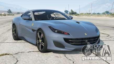 Ferrari Portofino 2018〡add-on для GTA 5