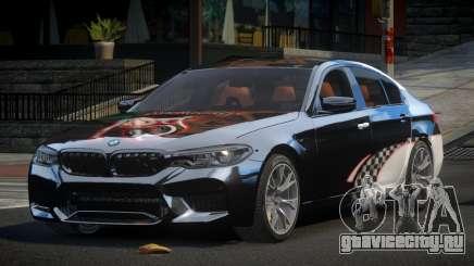 BMW M5 Competition xDrive AT S2 для GTA 4