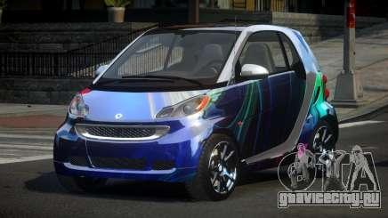 Smart ForTwo GS-U S7 для GTA 4