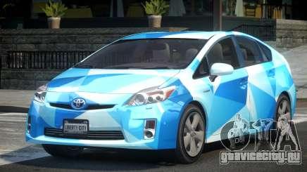 Toyota Prius U-Style S5 для GTA 4