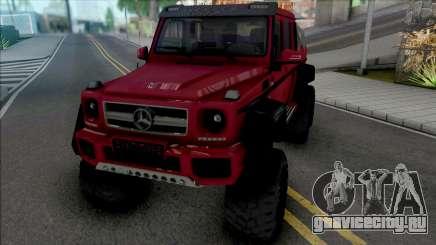 Mercedes-AMG G63 6x6 для GTA San Andreas
