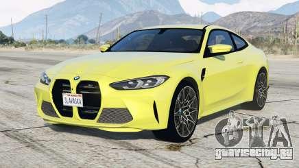 BMW M4 Competition (G82) 2020〡add-on v2.0 для GTA 5