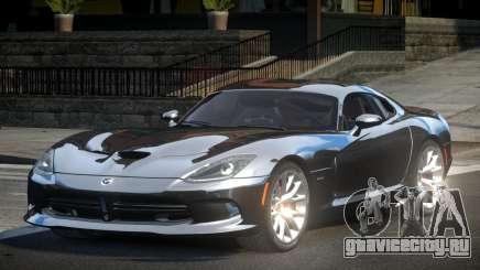 Dodge Viper BS-R для GTA 4