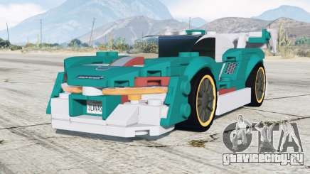 McLaren Senna LEGO (P15) 2019〡add-on для GTA 5