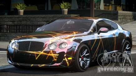 Bentley Continental BS Drift L4 для GTA 4