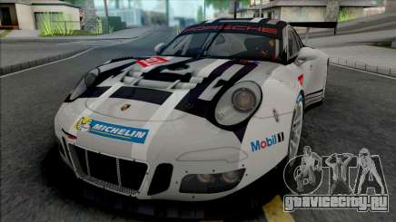 Porsche 911 GT3 R для GTA San Andreas