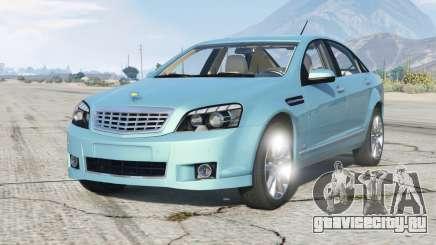 Chevrolet Caprice SS 2010 для GTA 5