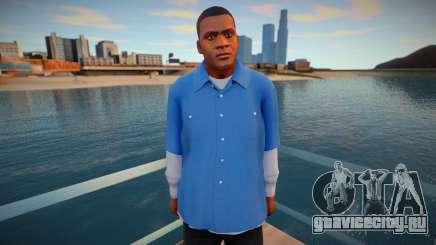 Franklin Skin для GTA San Andreas