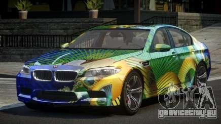 BMW M5 F10 US L7 для GTA 4