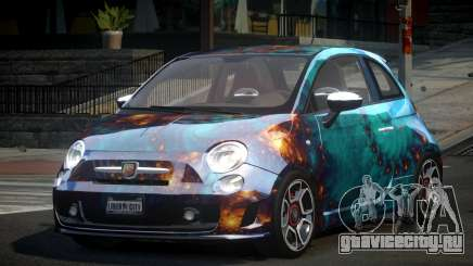 Fiat Abarth U-Style S2 для GTA 4
