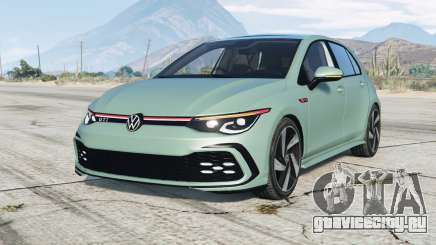 Volkswagen Golf GTI (Mk8) 2020〡add-oᵰ для GTA 5
