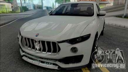 Maserati Levante [Fixed] для GTA San Andreas