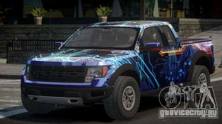 Ford F150 SP-U S8 для GTA 4