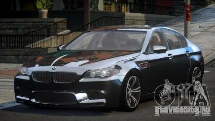BMW M5 F10 GST V1.0 для GTA 4