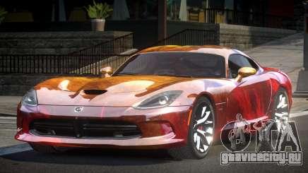 Dodge Viper BS-R S2 для GTA 4