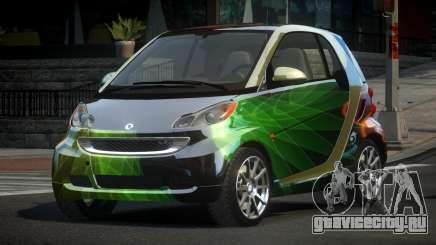 Smart ForTwo GS-U S10 для GTA 4