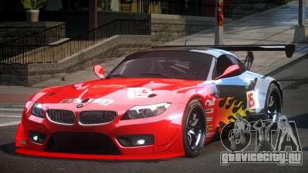 BMW Z4 GT3 US S1 для GTA 4
