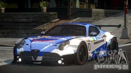 Alfa Romeo 8C Competizione GS-R S9 для GTA 4