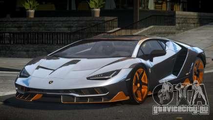 Lamborghini Centenario US для GTA 4