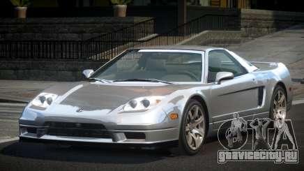 Acura NSX GST-U для GTA 4