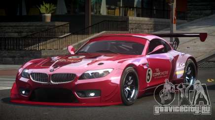 BMW Z4 GT3 US S9 для GTA 4