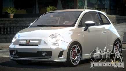 Fiat Abarth U-Style для GTA 4