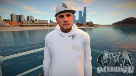 White male для GTA San Andreas