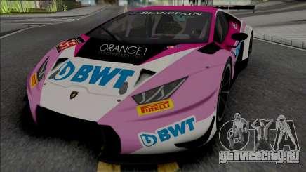 Lamborghini Huracan GT3 [HQ] для GTA San Andreas