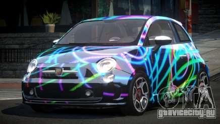 Fiat Abarth U-Style S10 для GTA 4