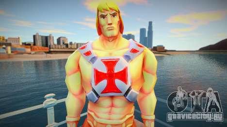 He-Man для GTA San Andreas
