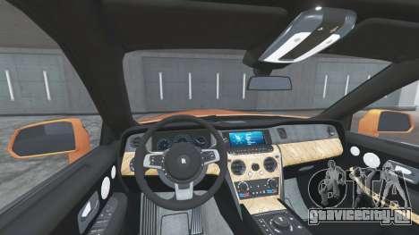 Rolls-Royce Cullinan 2018 v3.0