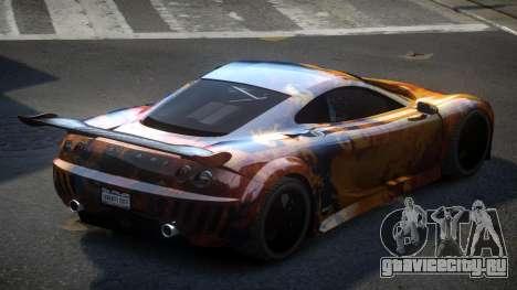 Ascari A10 BS-U S8 для GTA 4
