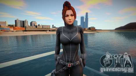 Mai Black Widow для GTA San Andreas