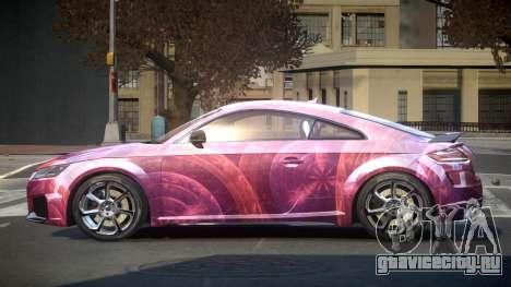 Audi TT U-Style S1 для GTA 4