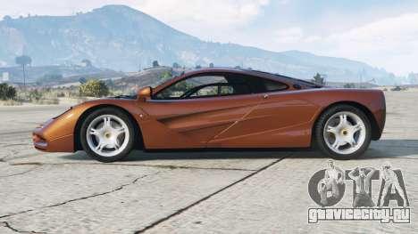 McLaren F1 1993〡add-on