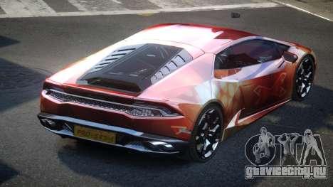 Lamborghini Huracan LP610 S10 для GTA 4