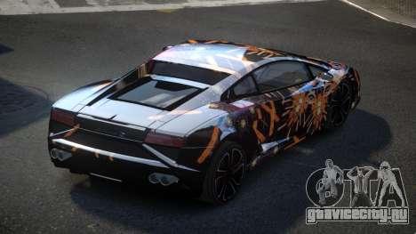 Lamborghini Gallardo IRS S5 для GTA 4