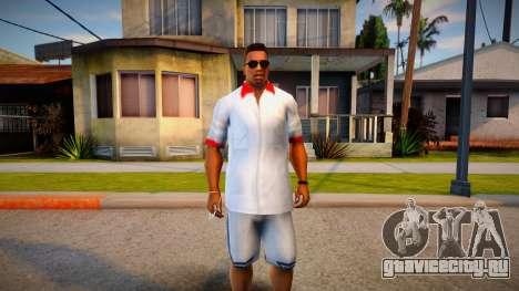 Burger Shot Shirt для GTA San Andreas