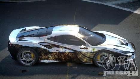 Ferrari F8 BS-R S2 для GTA 4