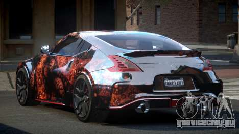 Nissan 370Z GS-R S10 для GTA 4