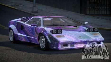 Lamborghini Countach GST-S S3 для GTA 4